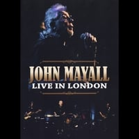John Mayall | John Mayall/Live in London  Dvd - Pal Format