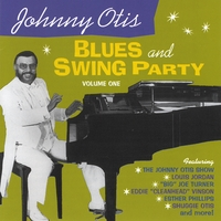 Johnny Otis | Blues and Swing Party