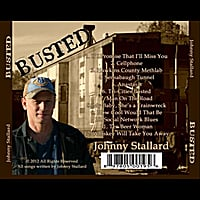 Johnny Stallard | Busted (feat. Jim Price, Isaiah Spivey, Kevin Jackson & Abby Gilliam)