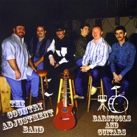 John Sines Jr | The Country Adjustment Band - Barstools and Guitars