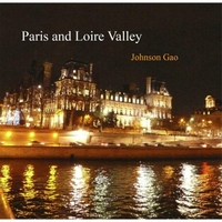 Johnson Gao | Paris and Loire Valley (Romantic Night Along the Eiffel Tower)