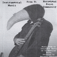Kenneth Johnston | Instrumental Music From the Horsehead Point Community