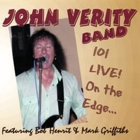 John Verity Band | 101: Live On the Edge