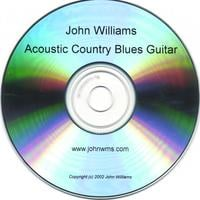 John Williams | Acoustic country Blues Guitar