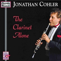 Jonathan Cohler | The Clarinet Alone