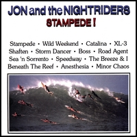 Jon & The Nightriders | Stampede!