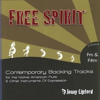 Jonny Lipford | Free Spirit Fm/F#m (Contemporary Backing Tracks)