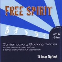 Jonny Lipford | Free Spirit Gm/G#m (Contemporary Backing Tracks)