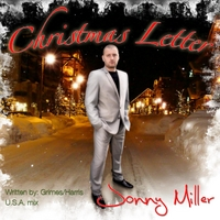 Jonny Miller | Christmas Letter (Usa Mix)