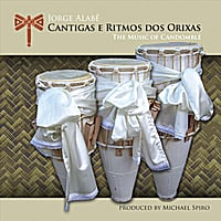 Jorge Alabé | Cantigas e Ritmos Dos Orixas: The Music of Candomblé