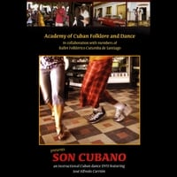 José Carrión | SON CUBANO - Instructional Cuban dance DVD featuring José Carrión