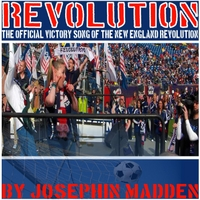 Josephin | Revolution (The Official Victory Song of the New England Revolution)