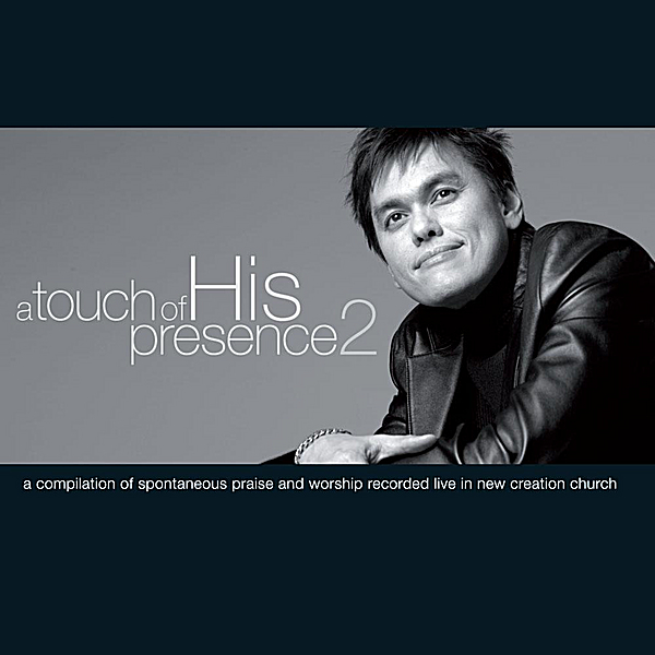Joseph prince a touch of his presence 2 cd baby music store
