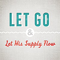 Joseph Prince | Let Go and Let His Supply Flow