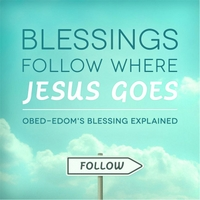 Joseph Prince | Blessings Follow Where Jesus Goes: Obed-Edom's Blessing Explained