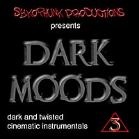 Joseph VanBuren | Dark Moods (Dark and Twisted Cinematic Instrumentals)