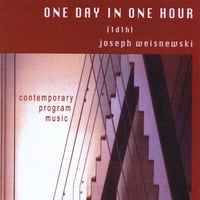 Joseph Weisnewski | One Day In One Hour (1D1H)