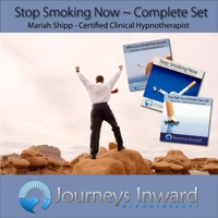 Journeys Inward Hypnotherapy | Stop Smoking Now: Complete Hypnotherapy Set