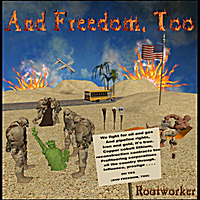 Rootworker | And Freedom, Too