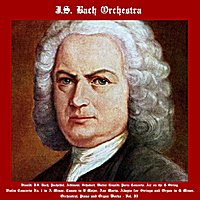 J.S. Bach Orchestra | Vivaldi, J.S. Bach, Pachelbel, Albinoni, Schubert, Walter Rinaldi: String Concerto, Air On The G String, Violin Concerto No. 1 in A Minor, Canon in D Major, Ave Maria, Adagio for Strings and Organ in G Minor, Orchestral, Organ and Piano  Works - Vol. II