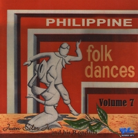 Juan Silos Jr. | Philippine Folk Dance, Vol.7