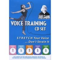"Judy Clark | Voice Training  - Add on to ""Sing Like The Stars"""