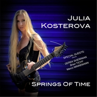 Julia Kosterova | Springs of Time (feat. Derek Sherinian)