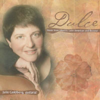 Julie Goldberg | Dulce, Music from Mexico, Latin America, and Beyond