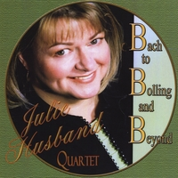 Julie Husband | Bach to Bolling and Beyond