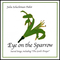 Julia Pabst | Eye on the Sparrow