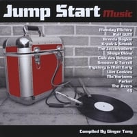 Jump Start Music   with Ginger Tony
