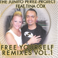 Junito Perez Project Feat. Tina Cox | Free Yourself-the Remixes