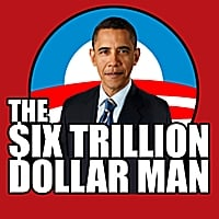 Justen Charters | The Six Trillion Dollar Man