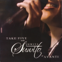 Juwita Suwito | Take Five with Juwita Suwito at Avanti