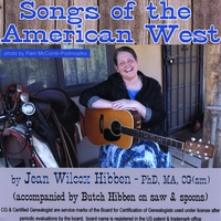 Jean Wilcox Hibben | Songs of the American West