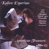 Kallen Esperian with The Memphis Vocal Arts Ensemble | American Treasure