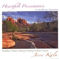 Jesse Kalu | Heartfelt Presentation in Sedona Arizona