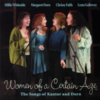 Kantor and Dorn | Women of a Certain Age® - The Songs of Kantor and Dorn