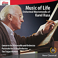 University of Louisville Symphony Orchestra, Kimcherie Lloyd & Paul York | Music of Life–Orchestral Masterworks of Karel Husa