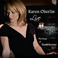 Karen Oberlin | Live At the Algonquin: the Songs of Frank Loesser