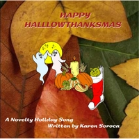 Karen Soroca | Happy Hallowthanksmas