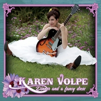 Karen Volpe | Dinner and a Fancy Dress