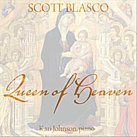 Kari Johnson & Scott Blasco | Scott Blasco: Queen of Heaven