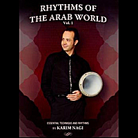 Karim Nagi | Rhythms of the Arab World, Vol. 1 Essential Drumming Technique