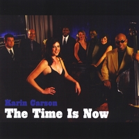 Album The Time Is Now by Karin Carson