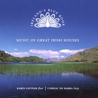 Karin Leitner, Flute, Cormac de Barra, Harp | Music of Great Irish Houses