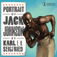 Karl E. H. Seigfried | Portrait of Jack Johnson