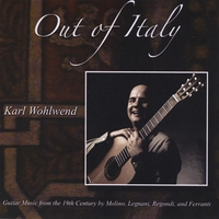 Karl Wohlwend | Out of Italy