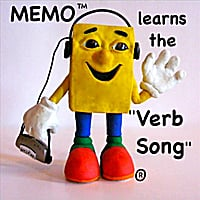 Kathy Troxel | MEMO learns the Verb Song