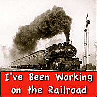 Kathy Troxel | I've Been Working On the Railroad